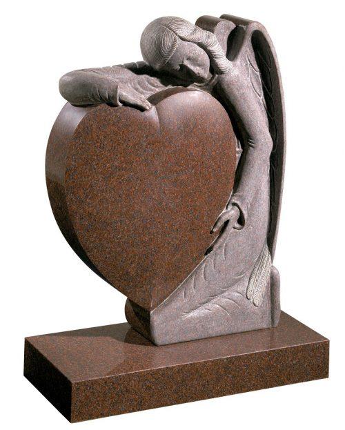 Heart Headstones